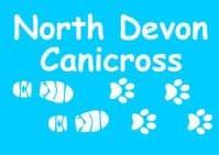 North Devon Canicross Ladies Hoodie